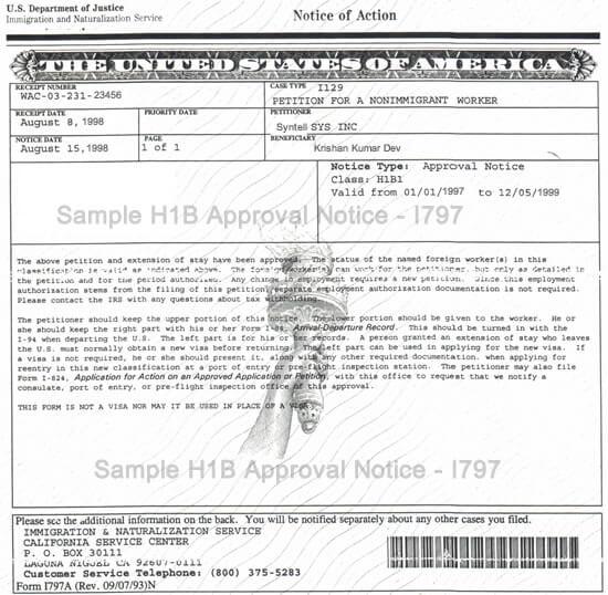 sample-h1b-approval-form-I797